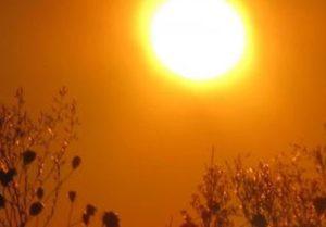 Τριήμερο ζέστης από σήμερα – Έως 39 βαθμούς Κελσίου ο υδράργυρος