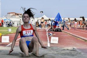Γκροσέτο 2017: Στα 5,91 μ. η Ελένη Κουτσαλιάρη
