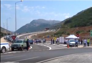 Καστοριά – Κρυσταλλοπηγή σε 12 λεπτά.Εγκαινιάστηκε σήμερα ο κάθετος άξονας της Εγνατίας οδού(βίντεο)