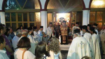 Γιορτή Αγ. Παντελεήμονος στον Ασπρόκαμπο και την Αλατόπετρα (φωτογραφίες)