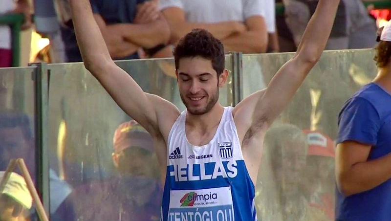 Ο Μίλτος Τεντόγλου στο 16ο Παγκόσμιο Πρωτάθλημα στο Λονδίνο