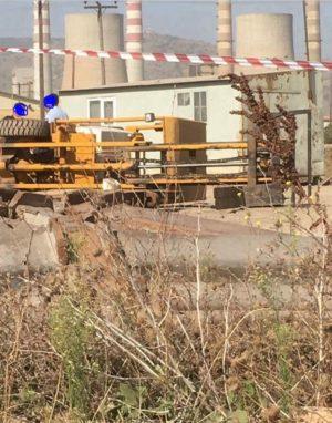 Θανατηφόρο εργατικό δυστύχημα στο ορυχείο Καρδιάς