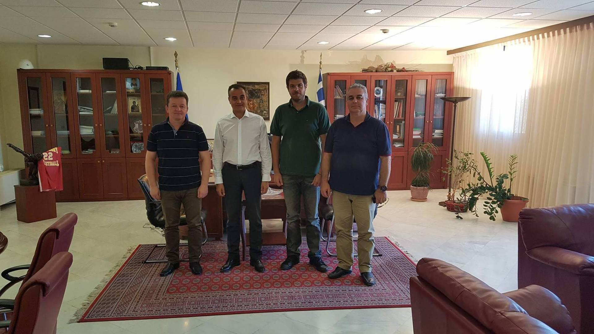 Συναντήσεις της Ένωσης Αστυνομικών Υπάλληλων Γρεβενών