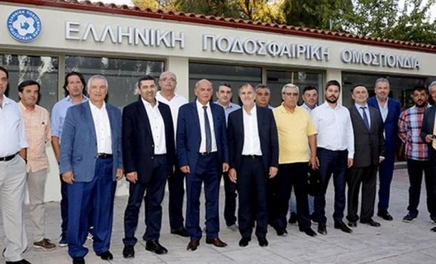 Συγκροτήθηκε σε σώμα η νέα Εκτελεστική Επιτροπή της ΕΠΟ – Εξελέγη μέλος ο πρόεδρος της ΕΠΣ Γρεβενών κ. Δ.Κουπτσίδης