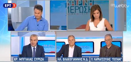 Τι είπε ο βουλευτής Γρεβενών Χρήστος Μπγιάλας στην εκπομπή της ΕΡΤ1 ΄΄καλοκαιρινή ενημέρωση΄΄