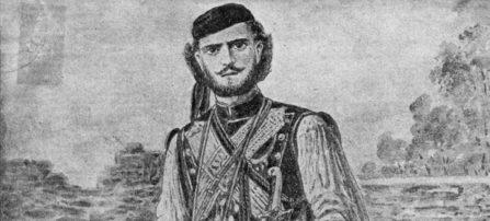 Φώτης Γιαγκούλας. Θρυλικός Ελληνας λήσταρχος, μια αμφιλεγόμενη προσωπικότητα. Έδρασε σε Κοζάνη και Γρεβενά