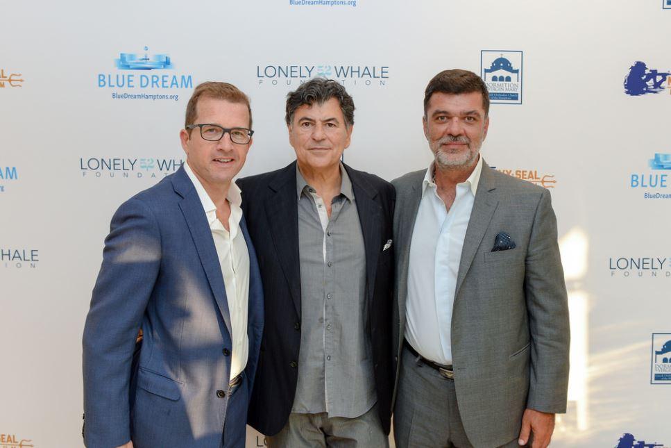 Ο Ανδρέας Πάτσης στο ετήσιο γκαλά «Blue Dream» με τους ισχυρότερους Έλληνες του κόσμου
