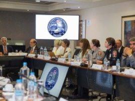 Εκπαιδευτικό πρόγραμμα για Αξιωματικούς της Ελληνικής Αστυνομίας στο θέμα της διασύνδεσης της κακοποίησης ζώων με την ενδοοικογενειακή βία και άλλες μορφές εγκληματικότητας(φωτογραφίες)