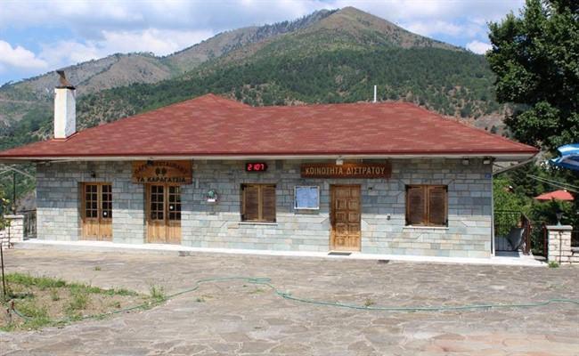 Δίστρατο: Στο πιο ορεινό Νηπιαγωγείο… Μία εκπαιδευτικός για έναν μαθητή!!!