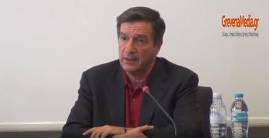 Η επίσκεψη του Γιώργου Καμίνη στα Γρεβενά(βίντεο)