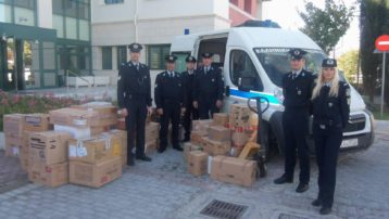 «Το Χαμόγελο του Παιδιού» στηρίζει η ΕΛΑΣ και οι Διευθύνσεις Αστυνομίας Γρεβενών, Καστοριάς, Κοζάνης και Φλώρινας