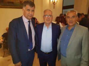 Αλλαγή των κριτηρίων βιολογικής γεωργίας και κτηνοτροφίας ζήτησαν Ε. Σημανδράκος και Χ. Μπγιάλας από τους ιθύνοντες στο 4ο συνέδριο ανασυγκρότησης στη Λάρισα