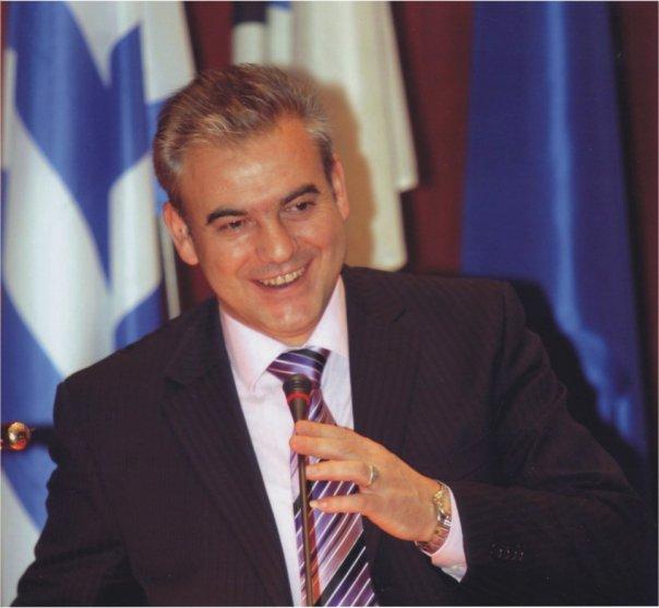 Ο βουλευτής Γρεβενών Χρήστος Μπγιάλας στην εκπομπή «Τώρα Ό,τι Συμβαίνει» στο κανάλι Εpsilon