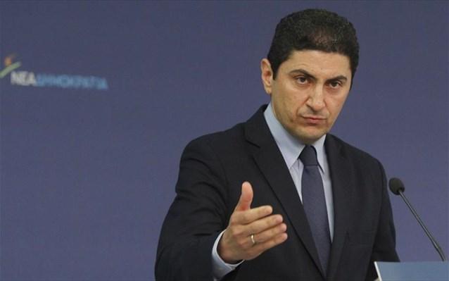 Στα Γρεβενά το Σάββατο 9 Δεκεμβρίου ο Γραμματέας της Πολιτικής Επιτροπής της ΝΔ Λευτέρης Αυγενάκης
