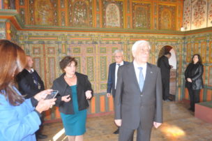 Φωτογραφίες από την επίσκεψη του Προέδρου της Δημοκρατίας Προκόπη Παυλόπουλου στο Αρχοντικό της Πούλκως