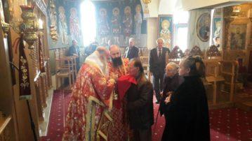 Στην Κοκκινιά ο Σεβασμιώτατος Μητροπολίτης Γρεβενών κ. Δαβίδ(φωτογραφίες)