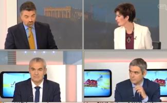 """Ο Χρήστος Μπγιάλας στην εκπομπή """"ΜΑΖΙ ΤΟ ΣΑΒΒΑΤΟΚΥΡΙΑΚΟ"""" (βίντεο)"""