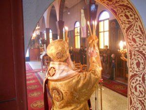 Αρχιερατική Θεία Λειτουργία στην Άνοιξη Γρεβενών (φωτογραφίες)