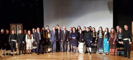 Ευχαριστήριο Μουσικού Σχολείου Σιάτιστας προς τον Πρόεδρο της Δημοκρατίας και το Δήμο Βοΐου