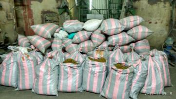 Πάνω από 650 κιλά ακατέργαστης κάνναβης καταστράφηκαν σήμερα σε υψικάμινο στο εργοστάσιο του ΑΗΣ Καρδιάς (βίντεο-φωτογραφίες)