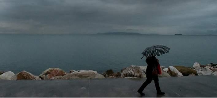Επιδείνωση του καιρού -Iσχυρές καταιγίδες από τα ξημερώματα της Δευτέρας