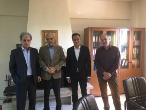 «Η εξειδίκευση στελεχών της ΑΝΚΟ Δυτικής Μακεδονίας συνεισφέρει στην τηλεθέρμανση του Αη-Στράτη»