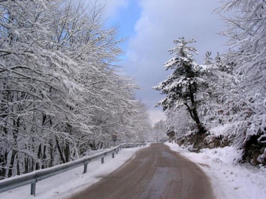 Έρχονται χιόνια στα ορεινά και ημιορεινά της Δυτικής Μακεδονίας