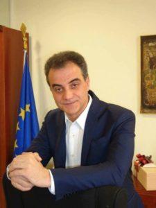 Συγχαρητήριο Περιφερειάρχη Θ. Καρυπίδη για τον νέο Πρύτανη του Πανεπιστημίου Δυτικής Μακεδονίας