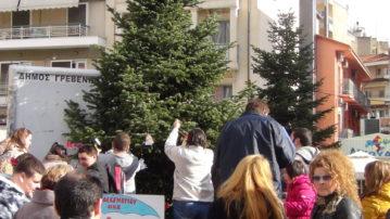 Γρεβενά: Γιορτή ΑμεΑ στην πλατεία με αφορμή την Παγκόσμια Ημέρα Ατόμων με Αναπηρία (βίντεο-φωτογραφίες)