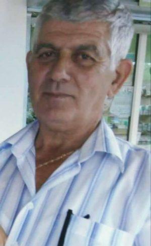 Απεβίωσε σήμερα ο Δημήτρης (Τάκης) Κουλέτσος. Αύριο Τρίτη η κηδεία του στην Κιβωτό
