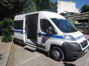 Tα δρομολόγια των Κινητών Αστυνομικών Μονάδων σε Γρεβενά, Καστοριά, Κοζάνη, Φλώρινα για την επόμενη εβδομάδα