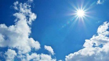 Ανοιξιάτικος καιρός σήμερα- Στους 18 βαθμούς θα φτάσει η θερμοκρασία