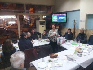 Κοπή πίτας και κλήρωση λαχνού της ΤΕ Γρεβενών του ΚΚΕ