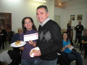 Κοπή πίτας του Συλλόγου Γρεβενιωτών Κοζάνης ο «ΑΙΜΙΛΙΑΝΟΣ»