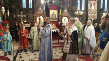 Εορτασμός Αγίων Θεοφανείων στα Γρεβενά (Φωτογραφίες)