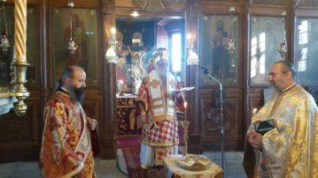 Εορτή Αγίου Αθανασίου σε Δεσπότη, Έλατο και Αηδόνια Γρεβενών (φωτογραφίες)