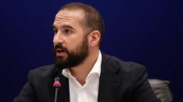 Συνέντευξη του υπουργού Επικρατείας και Κυβερνητικού Εκπροσώπου, Δημήτρη Τζανακόπουλου, στον ρ/σ «Alpha 98.9» και τη δημοσιογράφο Λώρα Ιωάννου