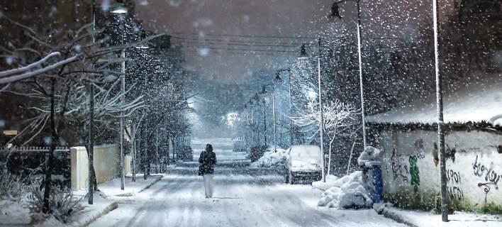 Έκτακτο δελτίο επιδείνωσης καιρού: Έρχονται καταιγίδες και χιόνια