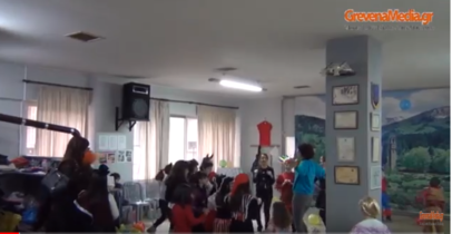 Παιδικό party του Συλλόγου ΠΙΝΔΟΣ με το Λογοθεραπευτήριο ΦΩΝΗ ΚΑΙ ΛΟΓΟΣ (βίντεο)
