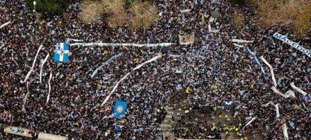 Ετοιμάζονται νέα συλλαλητήρια σε όλη τη χώρα για τη Μακεδονία στις 6 Ιουνίου