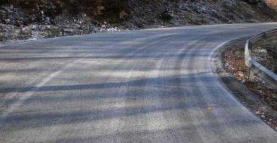 Η κατάσταση του οδικού δικτύου στην Δυτική Μακεδονία