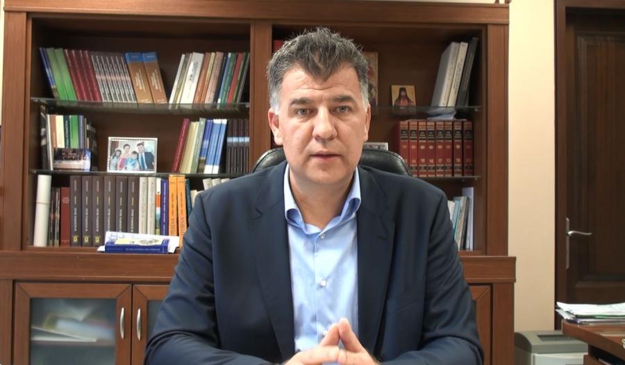 Δήλωση του Βαγγέλη Σημανδράκου για το νέο τρόπο κατάταξης των οπλιτών – Τι θα γίνει με το κέντρο κατάταξης οπλιτών στα Γρεβενά (βίντεο)