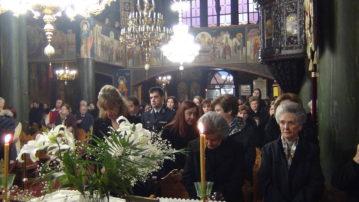 Γρεβενά: Ετήσιο μνημόσυνο ΕΥΑΝ υπέρ πεσόντων Αστυνομικών στην Ι. Μητρόπολη (Βίντεο)