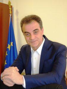 Ευχές για την ονομαστική του εορτή θα δεχθεί το Σάββατο ο Περιφερειάρχης Δυτικής Μακεδονίας Θεόδωρος Καρυπίδης