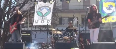 Γρεβενά: Ροκ συναυλία  Sakis Dovolis Power Trio -ΑΜΟΤΟΕ – ΜΟΓ  17/2/2018  (Βίντεο)