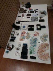 Γιγαντιαία επιχείρηση της ΕΛ.ΑΣ. σε Κοζάνη, Καστοριά και Ωρωπό. Συνελήφθη και αστυνομικός που έδινε πληροφορίες (φωτογραφίες)