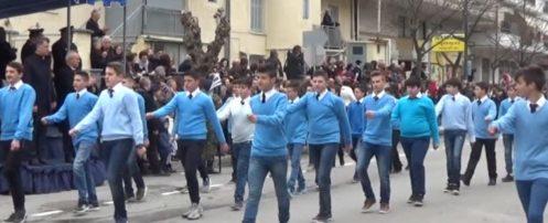 Γρεβενά: Παρέλαση 25ης Μαρτίου 2018 (Βίντεο)
