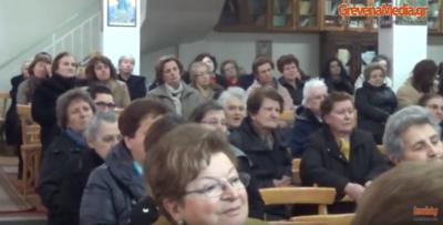 Ομιλία με θέμα «Ο ρόλος του πατέρα» από την κ. Φωτεινή Φωτιάδου (βίντεο)