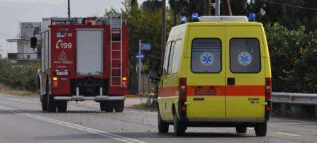 19χρονος φοιτητής νεκρός σε τροχαίο στα Ιωάννινα -2 τραυματίες