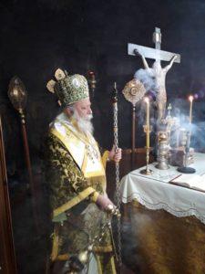 Κυριακή της Σταυροπροσκυνήσεως στον Άγιο Γεώργιο Γρεβενών (φωτογραφίες)